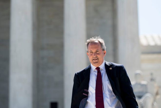 Attorney General Ken Paxton's office has made conflicting statements about whether it has opened a criminal investigation into voters flagged for a citizenship review.