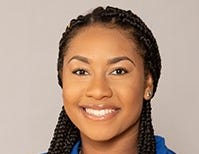 Texas A&M Kingsville junior Danielle Meador (Carroll): Added 10 points and 8 rebounds and a season-high of 4 assists last week against Texas Woman's.
