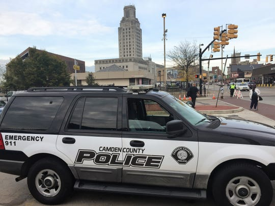 A federal judge has sanctioned an attorney who sued over hiring practices at the Camden County Police Department.