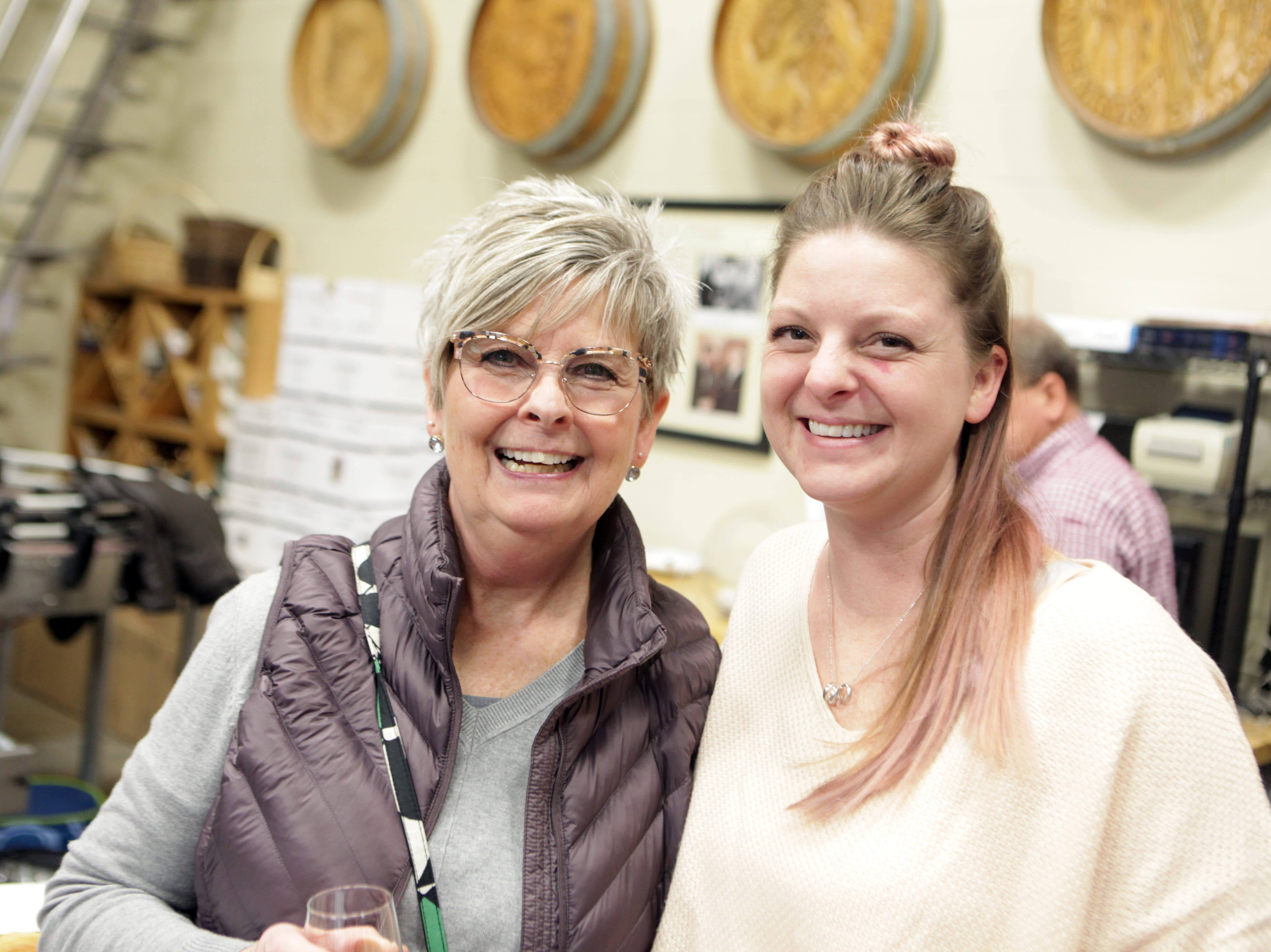Beachaven Vineyards and Winery held a Wine and Chocolate Tasting on Sunday, Feb. 10, 2019.