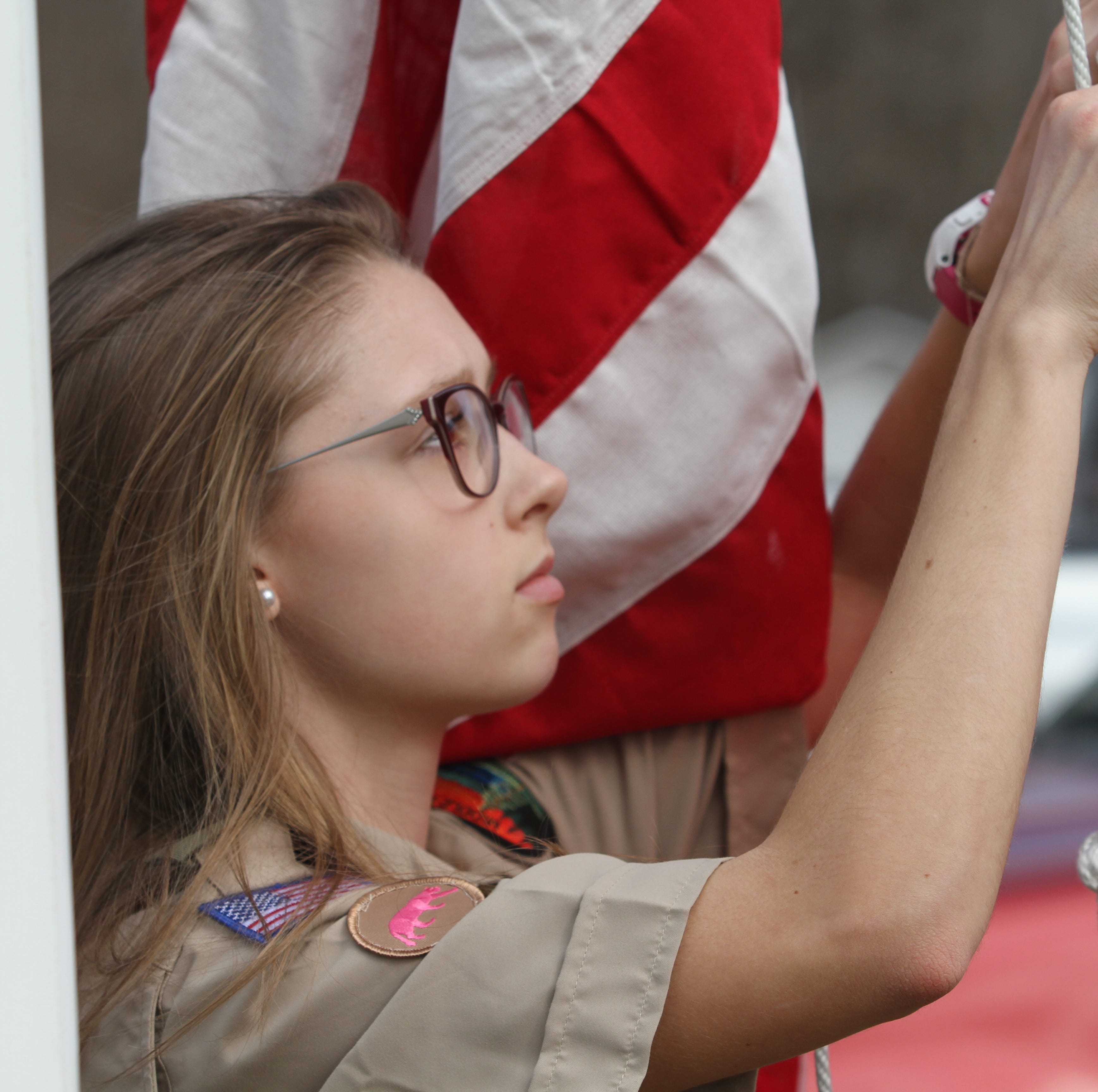 Why some girls are stepping up to join all-girl Scout BSA troops