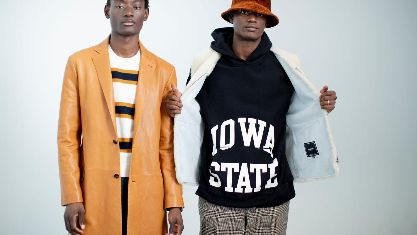 84238b8f6bb NYFW 2019  Todd Snyder s Iowa-inspired looks kick off fashion week