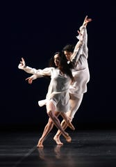 """Being a ballerina is my DNA,"" said prima ballerina assoluta Alessandra Ferri."