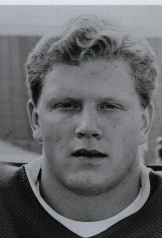 Former Michigan State linebacker Pat Perles.
