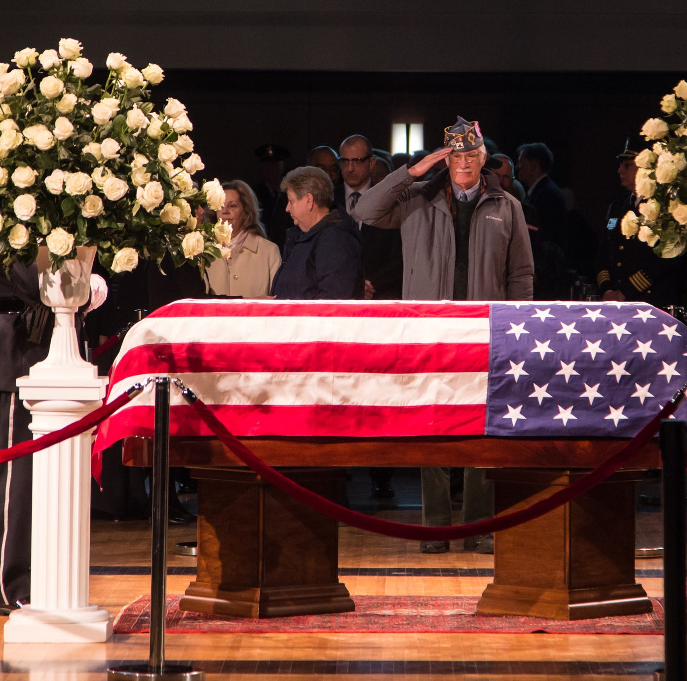 John Dingell funeral services: We say goodbye to the Dean today