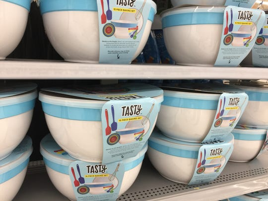 Tasty, which bills itself as the largest online cooking channel, now offers a line of cookware available at Walmart.