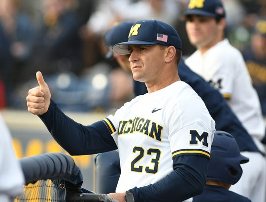 Eric Bakich has one of the best teams he's had in his seven seasons at Michigan.