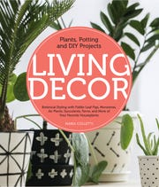 "Maria Colletti's new book, ""Living Decor"" (Cool Springs Press, $25)."