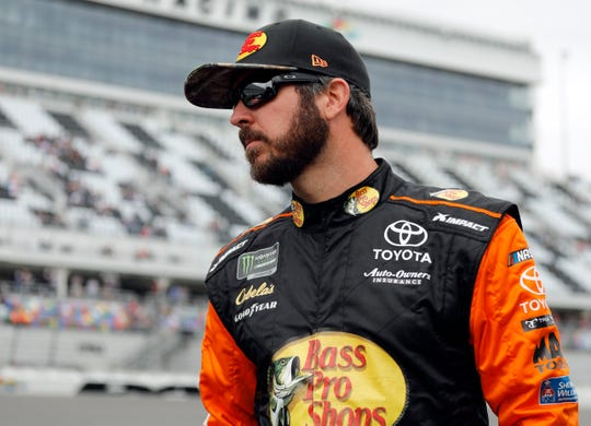 Martin Truex Jr. is now a part of a star-studded team with Joe Gibbs Racing that includes Kyle Busch, 2016 Daytona 500 winner Denny Hamlin and top prospect Erik Jones.