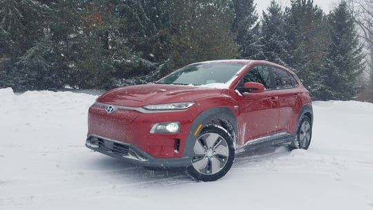 The $37,000 2019 Hyundai Kona EV is expensive for a small ute, but is a good Metro Detroit commuter car for those who like EV torque, operation, and have a 240-volt charger in their garage.