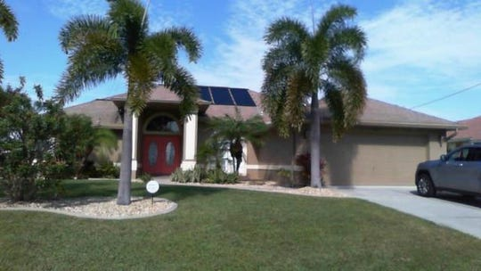 This home at 2033 SE 10th Lane, Cape Coral, recently sold for $465,000.