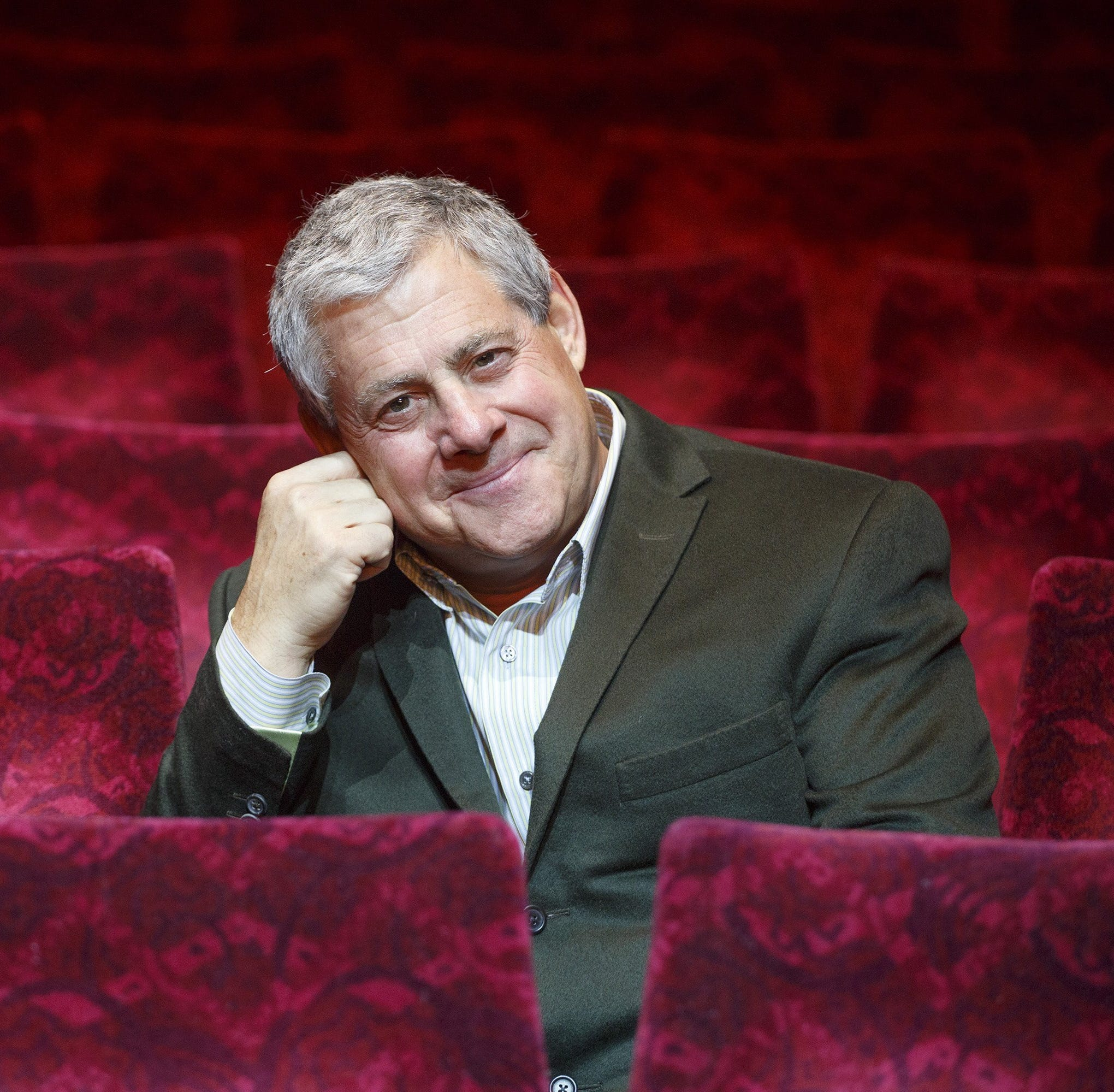 'Les Misérables' in Fort Myers: Cameron Mackintosh on Mann Hall show and his long career