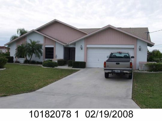 This home at 2666 SE 19th Place, Cape Coral, recently sold for $600,000.