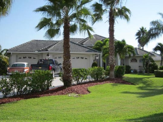 This home at 2231 Cape Coral Pkwy W., Cape Coral, recently sold for $575,000.