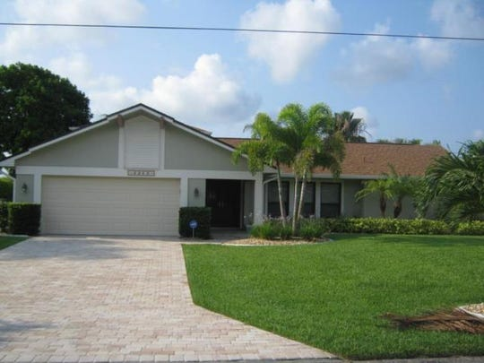 This home at 2312 SE 27th St., Cape Coral, recently sold for $499,000.