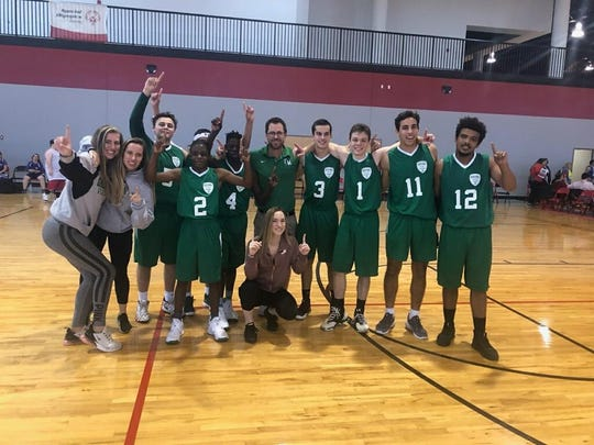 The Fort Myers High School Unified team beat Broward County 39-14 for the community state championship last weekend at Tavares High School.