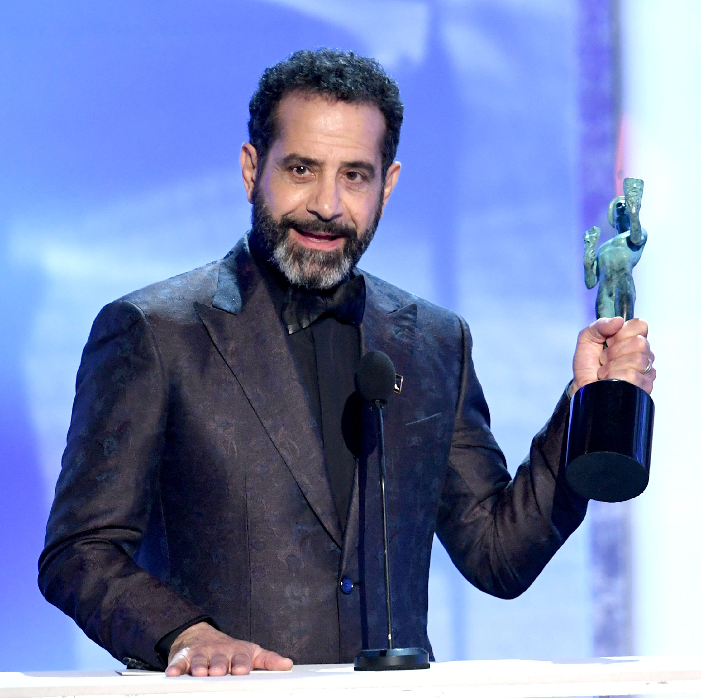 Tony Shalhoub talks about growing up in Green Bay, Lombardi-era Packers on 'WTF' podcast
