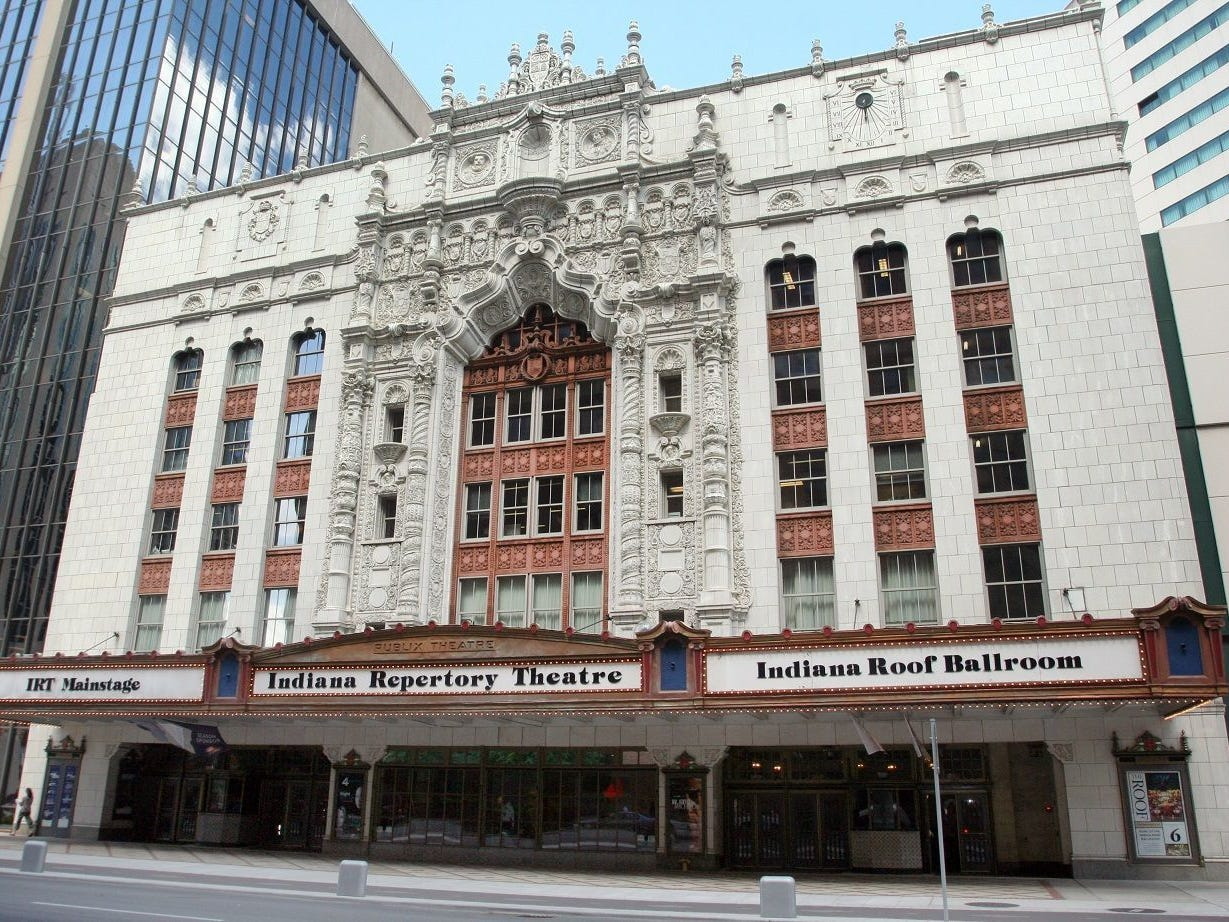 Indiana Repertory Theatre is raising millions to show bigger plays and improve its tech