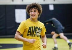 Avon wrestler Asa Garcia wants a third state title