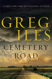 Cemetery Road book jacket