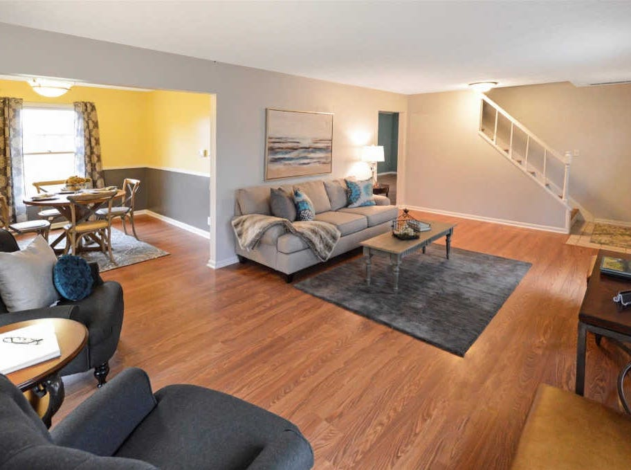 Located on the south side of Lafayette just outside of the Norma Jean addition, this home offers great curb appeal among a spacious piece of property.