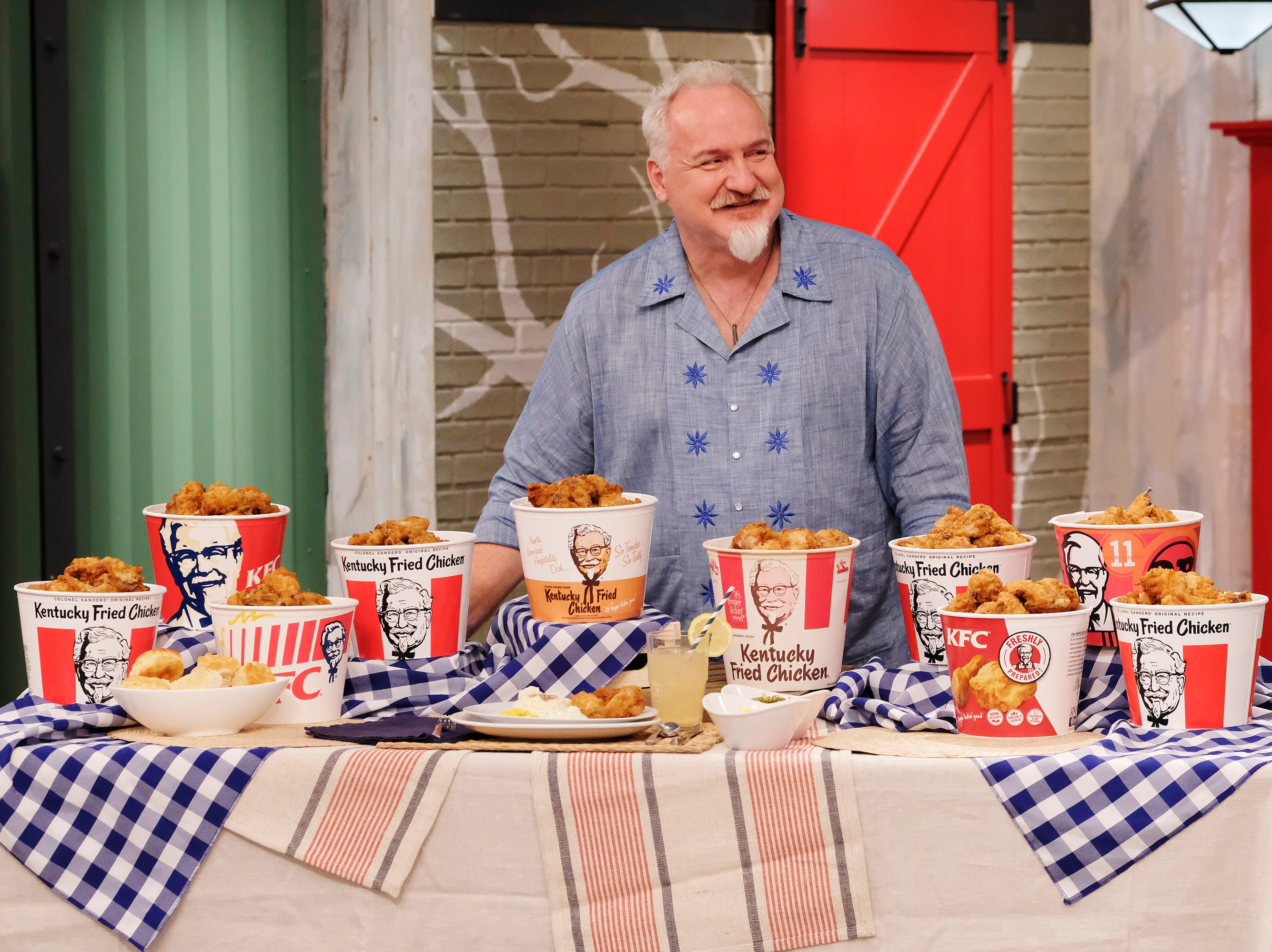 Chef Art Smith on episode 11 of Bravo's 'Top Chef:' Kentucky season.