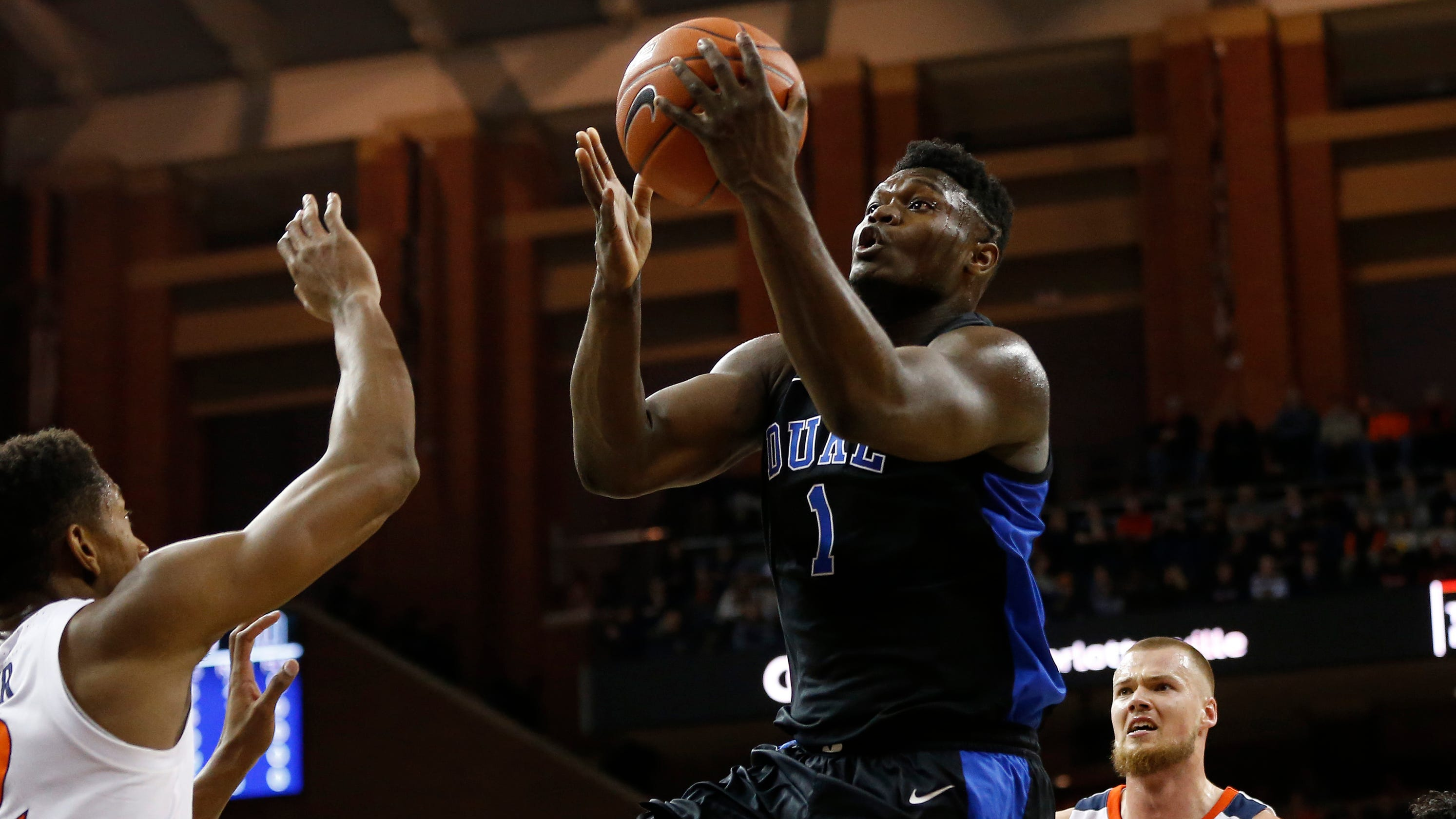 Louisville vs. Duke odds  Zion Williamson impacts morning line d36228f48