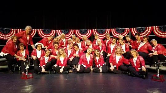 The Fox Valley Chorus of Sweet Adelines International