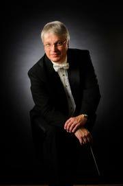 Manitowoc Symphony Orchestra Maestro and Music Director Wayne Wildman