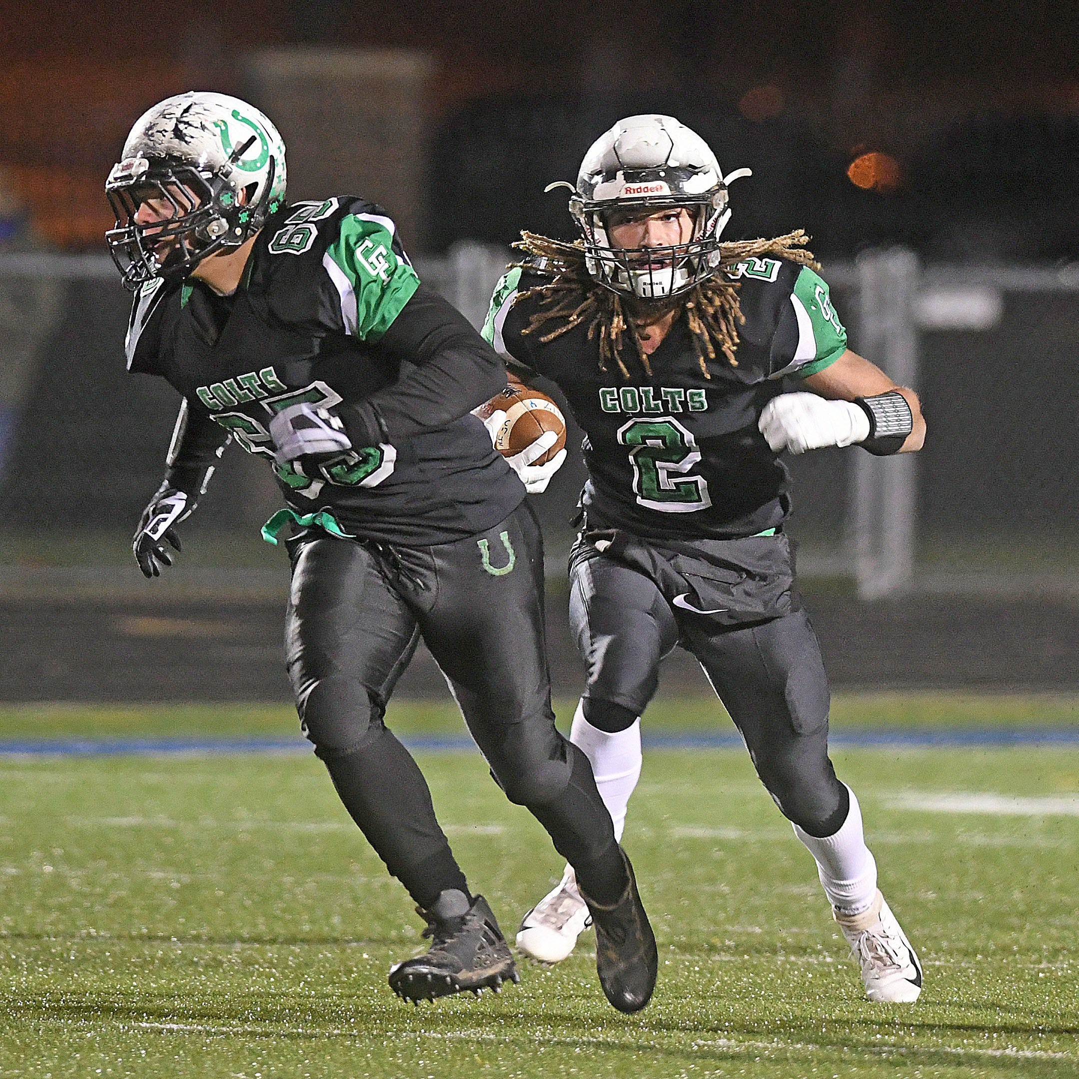 Jake's Take: Turf at the Colt Corral a win for Clear Fork athletes