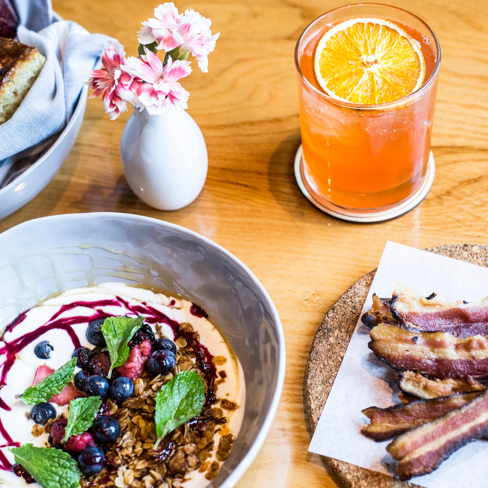 Review: Farm-to-table fare is on the menu for brunch at P.O. Public House and Provisions
