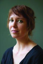 """""""Sugar Run: A Novel"""" author Mesha Maren."""