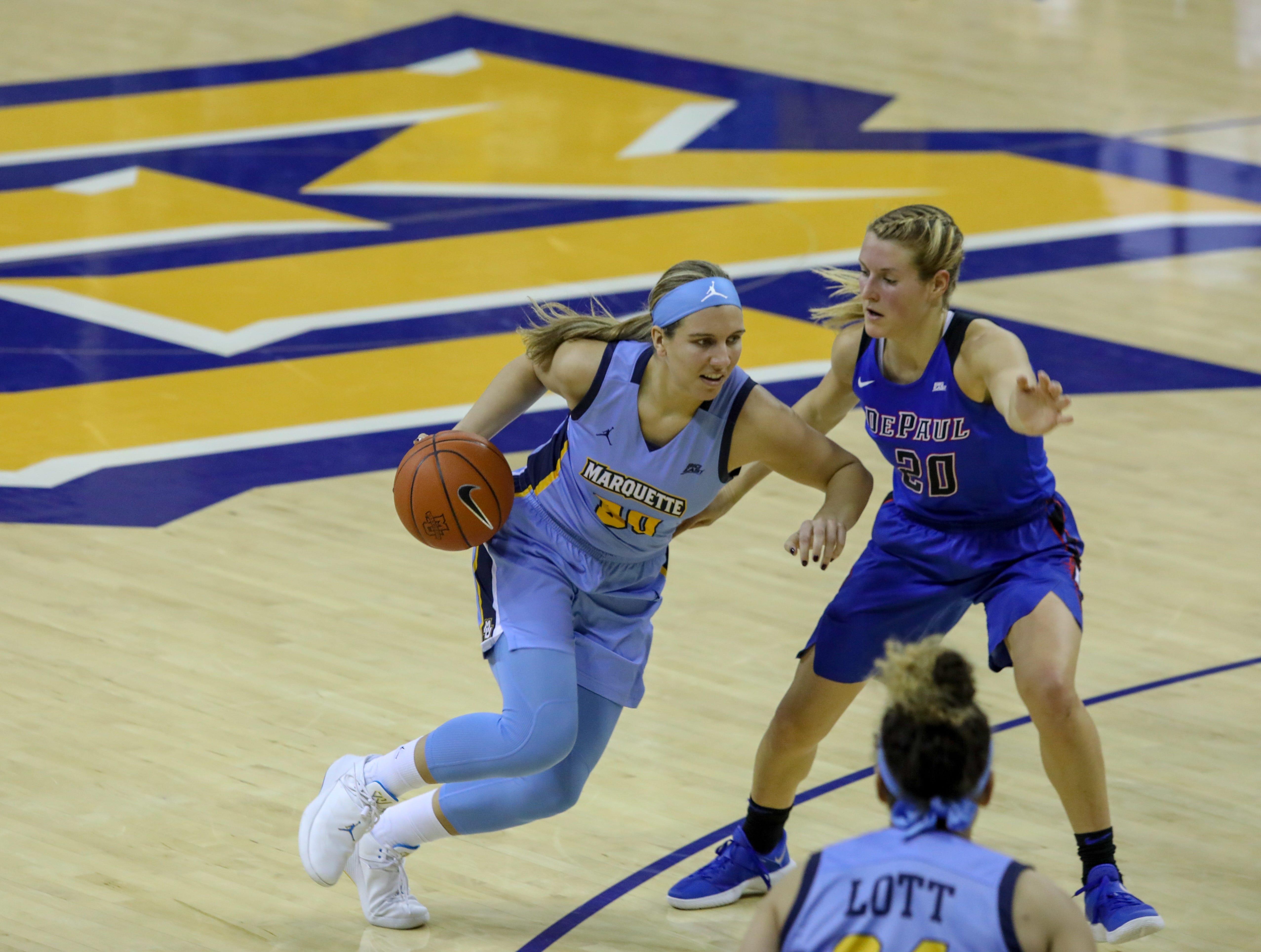 Marquette Women's Basketball vs. DePaul