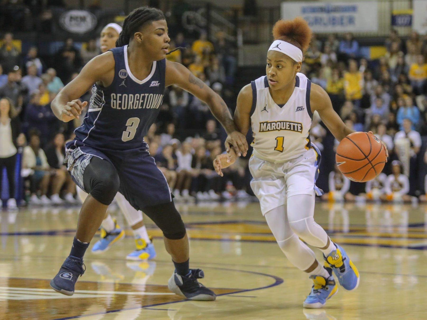 Marquette Women's Basketball vs. Georgetown