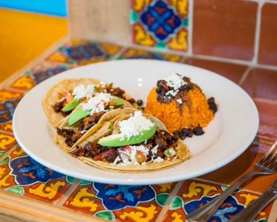 True to its name, Taco Amigo has a variety of specialty tacos on its menu.