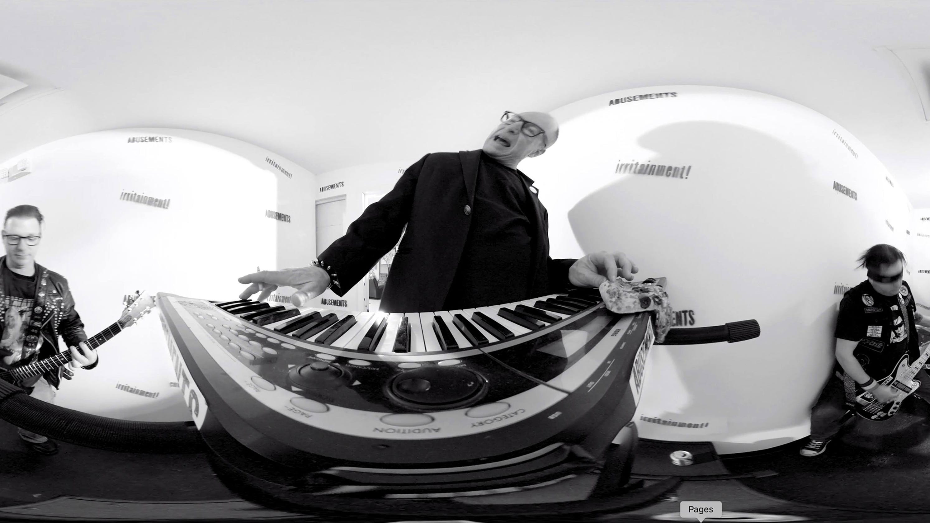 Abusements to release 360-degree VR 'Irritainment' music video