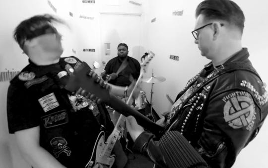 "Montgomery punk rock band Abusements will release a 360-degree music video for ""Irritainment"" on Feb. 22."