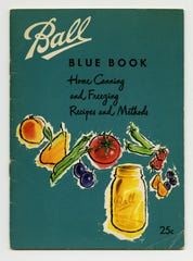 Over the years, the Ball Blue Book expanded to include other types of popular food preservation, such as freezing.