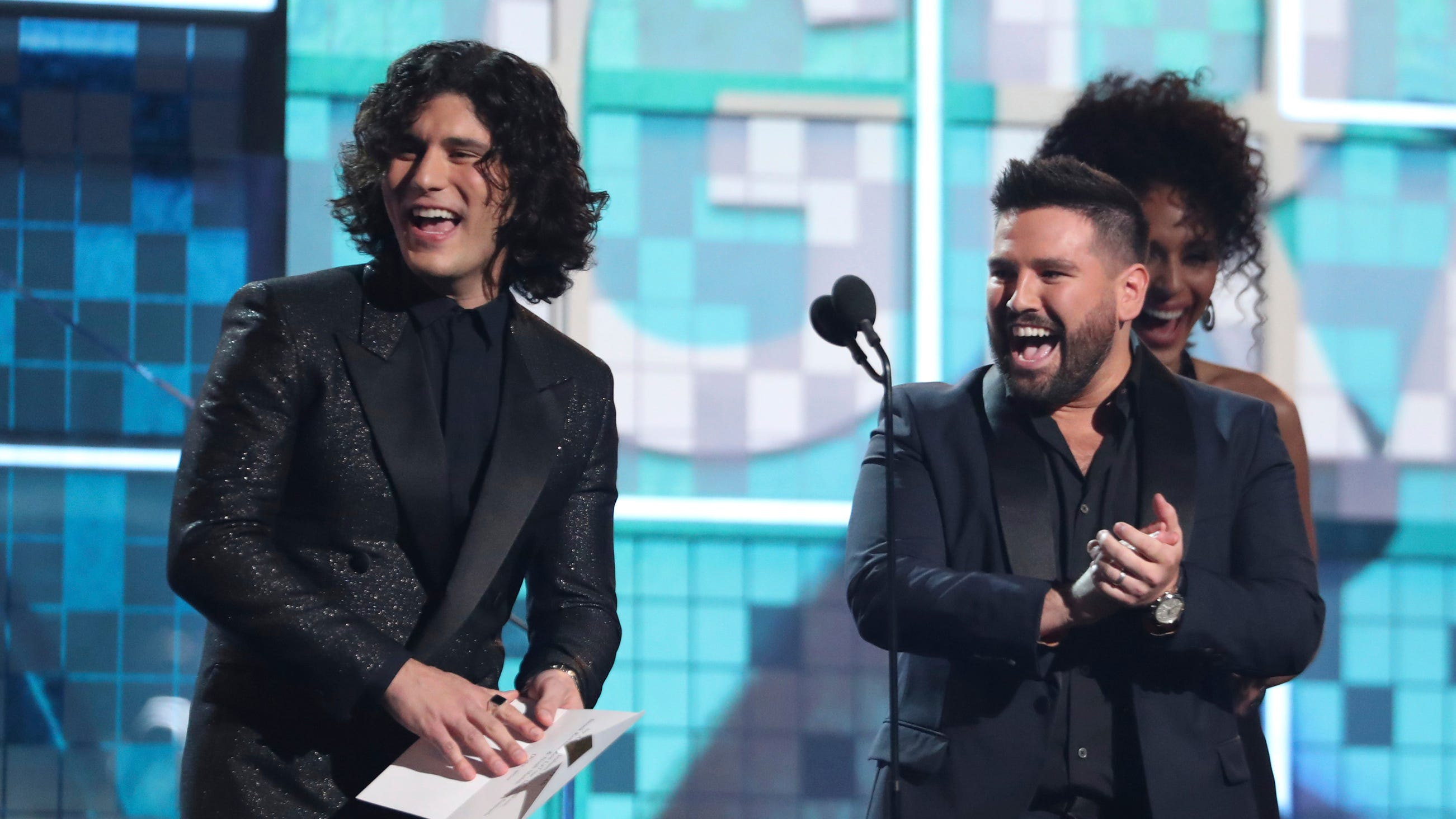 ACM Awards: Dan + Shay, Chris Stapleton and Kacey Musgraves rack up nominations