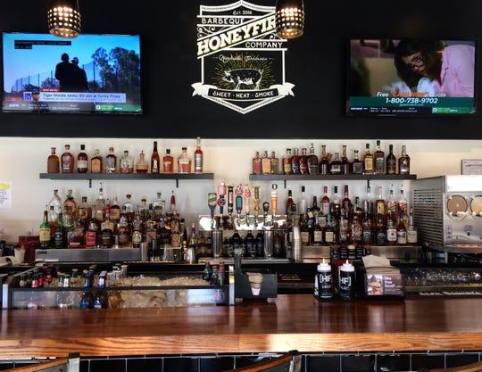 The Bar at HoneyFire