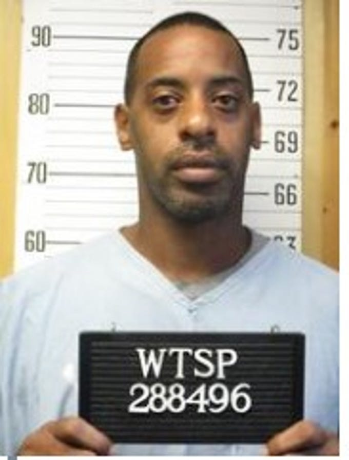 Kenneth Adams with an offense date of April 27, 1997, is serving a max sentence of life.