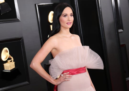 Kacey Musgraves attends the 61st Annual GRAMMY Awards on Feb. 10, 2019 at STAPLES Center in Los Angeles, Calif.
