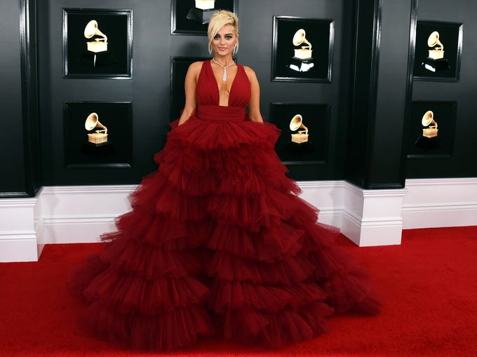 2019 61st Grammy Awards: Red Carpet At The 2019 Grammys