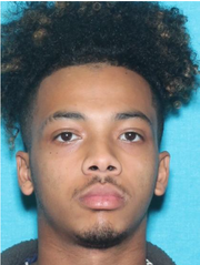 Ollie James Thomas, 20, of Statesville, North Carolina. The Millersville Police Department is searching for him in connection to the shooting death of Toron Thomas.