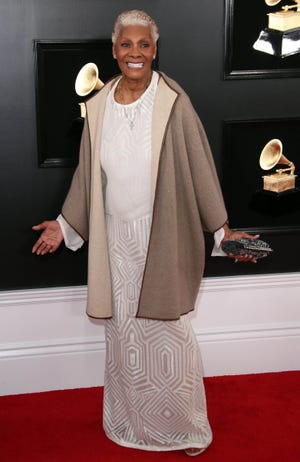Dionne Warwick attends the 61st Annual GRAMMY Awards on Feb. 10, 2019 at STAPLES Center in Los Angeles, Calif.