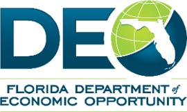 Logo for Florida Department of Economic Opportunity