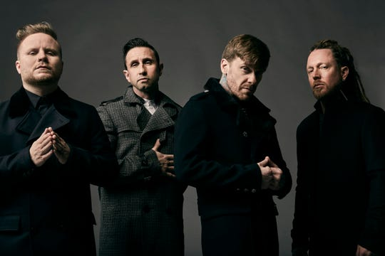 The Jacksonville-based Shinedown kicks off its tour Feb. 20, 2019, at Hertz Arena in Estero, Florida.
