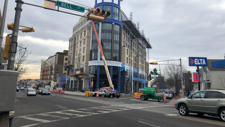 Rapid Montclair NJ downtown development has downsides