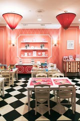 Eloise Tea Room at The Plaza