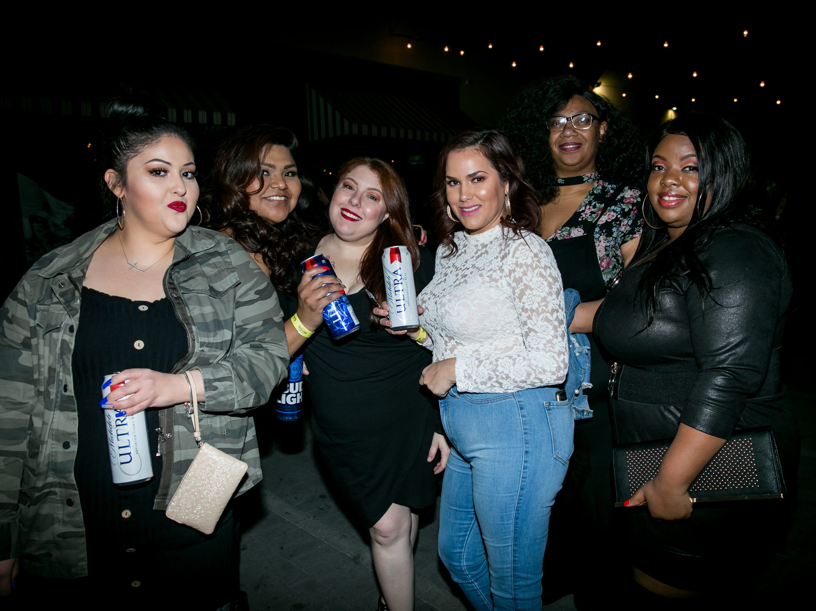 They had his name tattooed on their hearts during Drake Night: Fake Real Love at the Van Buren on Feb. 9, 2019.
